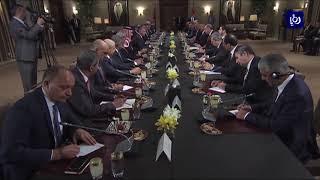 قمة أردنية تركية في عمّان تناولت العلاقات الثنائية وآخر المستجدات الإقليمية - (22-8-2017)