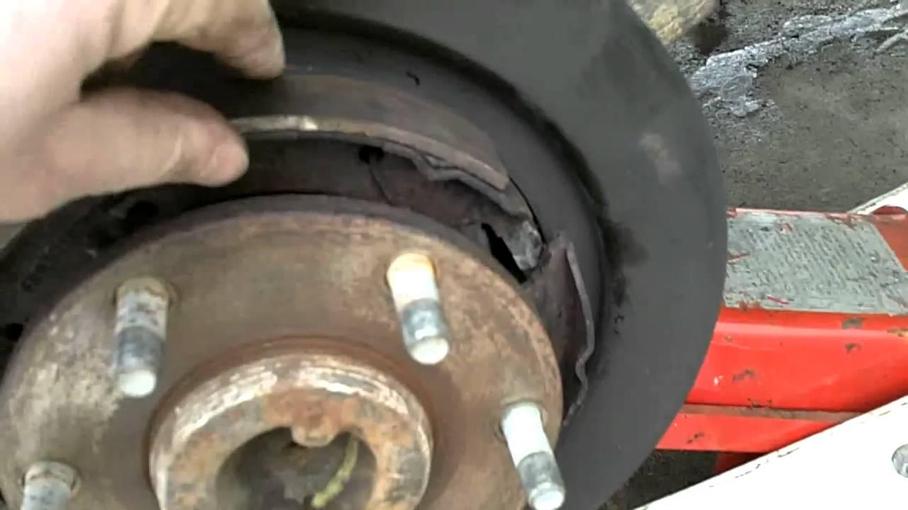 Parking Brake Failure  YouTube