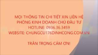 Vị trí chung cư 176 Định Công HUD1