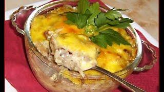 Жюльен. Жульен из курицы и грибов. Рецепт жульена с грибами и курицей