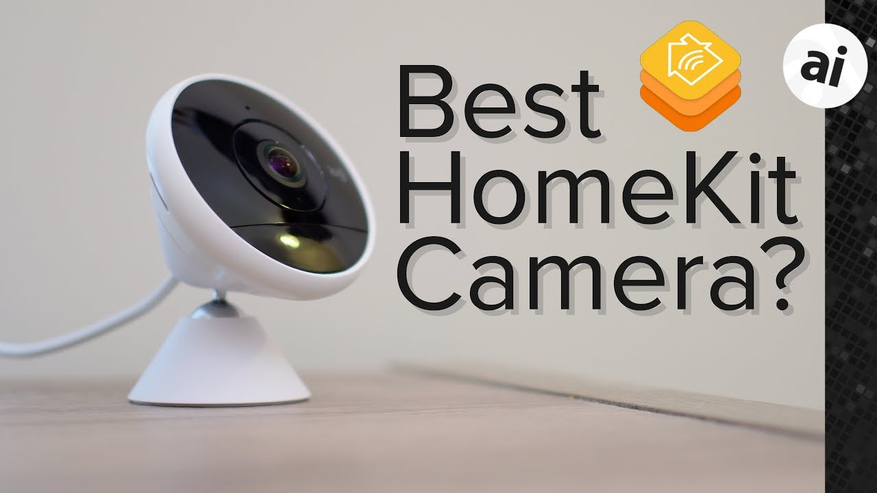 Review: Logi Circle 2 is the best HomeKit camera, but