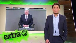 Christian Ehring: Bundespräsident Frank-Walter Steinmeier
