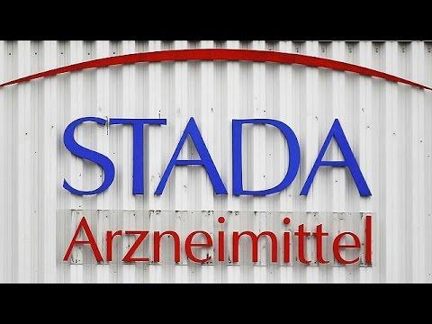 German drugmaker Stada agrees takeover - economy