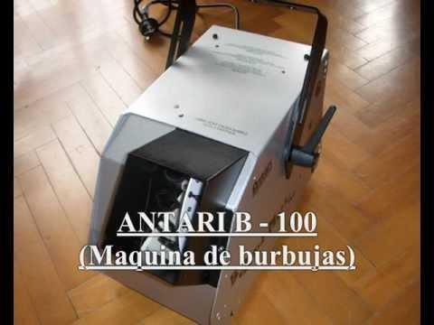 Antari B-100 Seifenblasenmaschine Tv, Video & Audio
