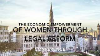 The Economic Empowerment of Women Through Legal Reform, Conference