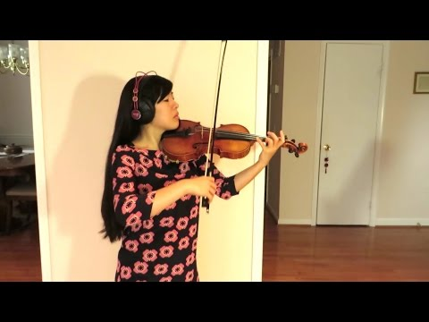 I'll Show You Justin Bieber - Violin Cover