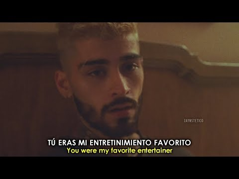 ZAYN - Entertainer (Traducida Al Español + Lyrics)
