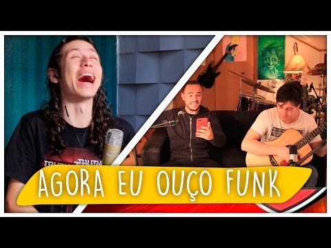 REACT TRANSFORMANDO FUNK EM MPB ft. FABIO LIMA (Ed Gama)