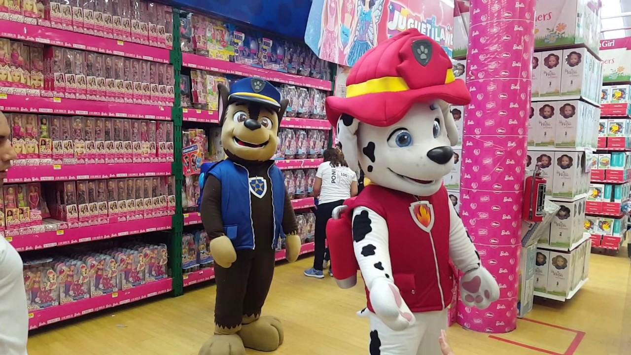Paw Patrol En Walmart