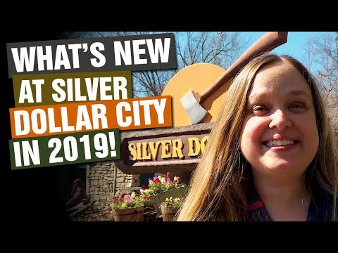 What's NEW At Silver Dollar City In 2019 | Branson, Missouri Theme Park