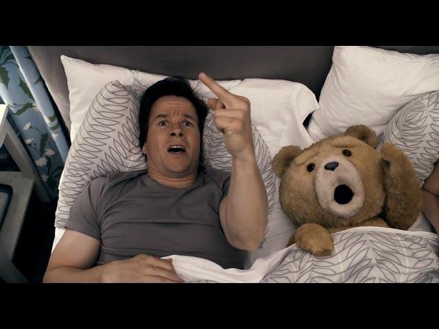 19곰 테드 - ⑲ 공식 예고편 (한글자막)