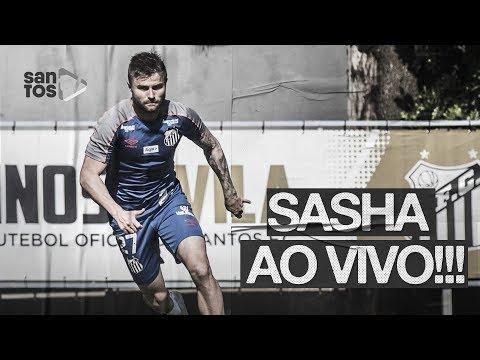 EDUARDO SASHA | COLETIVA AO VIVO (25/07/19)