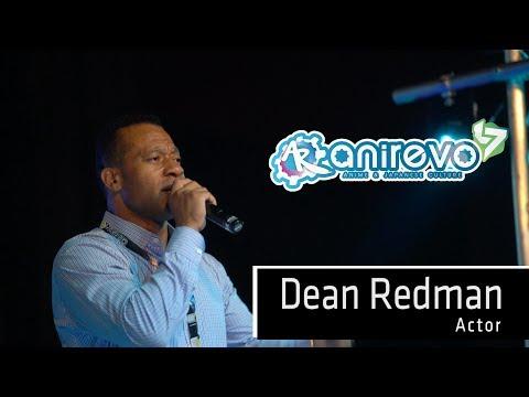 Anirevo2017 Dean Redman Exclusive