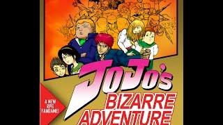 JoJo S Bizarre Adventure The 7th Stand User