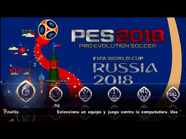 PES CHELITO V5 Official (PPSSPP)|Links