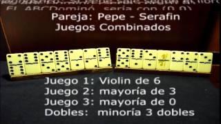 TUTORIAL DE DOMINÓ PROFESAN ZAPATO 3