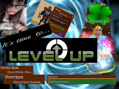 ARCANE LEGENDS: TIME TO LEVEL UP!! XP QUEST GUIDE ♥♥