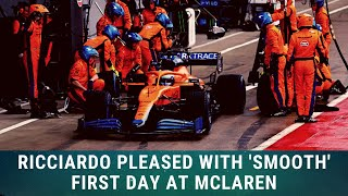 McLaren complete filming day with MCL35M at Silverstone with Ricciardo & Norris - F1 News 16 02 21