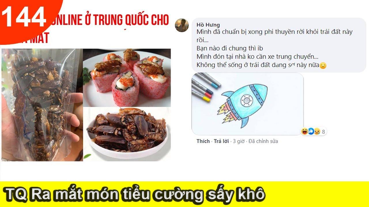 Top Comment - Bình luận hài hước bá đạo nhất Facebook Tik Tok, ảnh chế Photoshop Troll P144