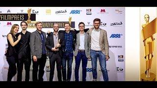 """Winner of the German Short Film Prize 2016 """" Und ich so: Äh"""""""