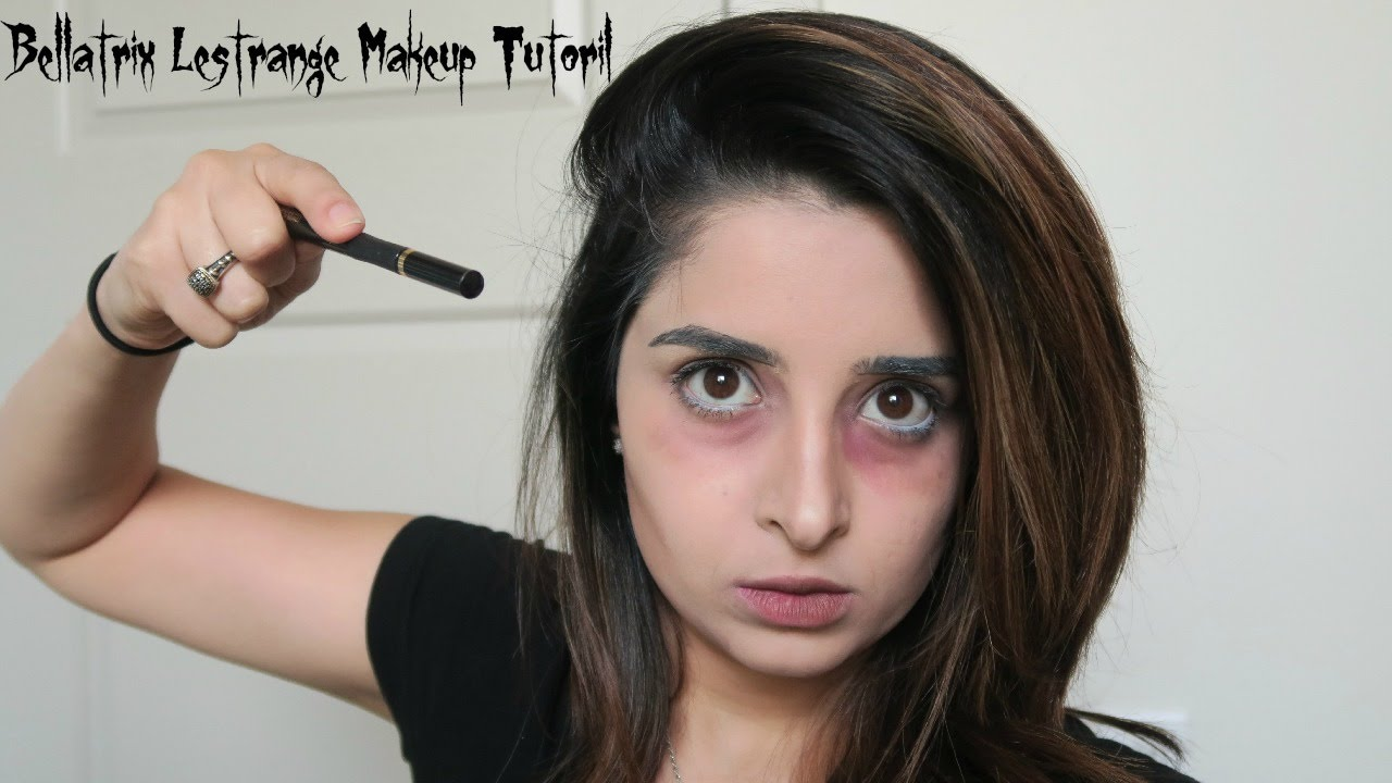 bellatrix lestrange makeup - 1280×720