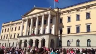 17. mai-feiring 2016 i Oslo