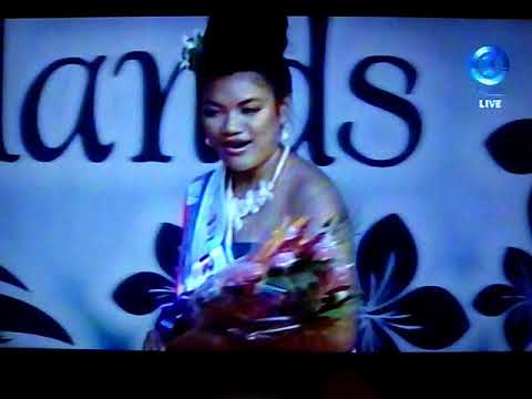 Miss Pacific islands