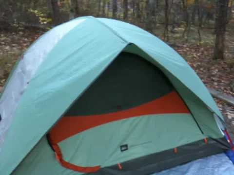 & REI Camp Dome 2 Tent Overview - YouTube
