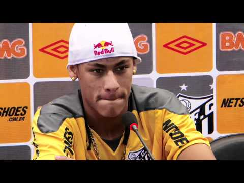 Coletiva de Imprensa - Neymar (28/02/2011)