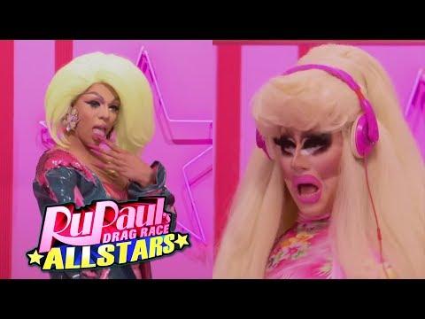 RuPaul's Drag Race All Stars - All Entrances (All Stars 1-3)