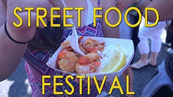 STREET FOOD FESTIVAL | FOOD VLOG | SEATTLE, WA