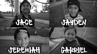 Ju Ju on that Beat | Jeremiah, Jayden, Jace, & Gabriel