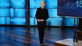 Ellen Debuts New