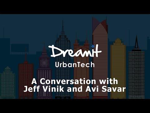 Dreamit UrbanTech Info Session with Jeff Vinik