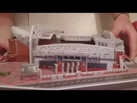 THIS IS ANFIELD - renovated3dpuzzleTIMElapse