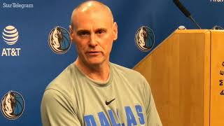 Dallas Mavericks caoch Rick Carlisle sounds off on ESPN Lavar Ball article