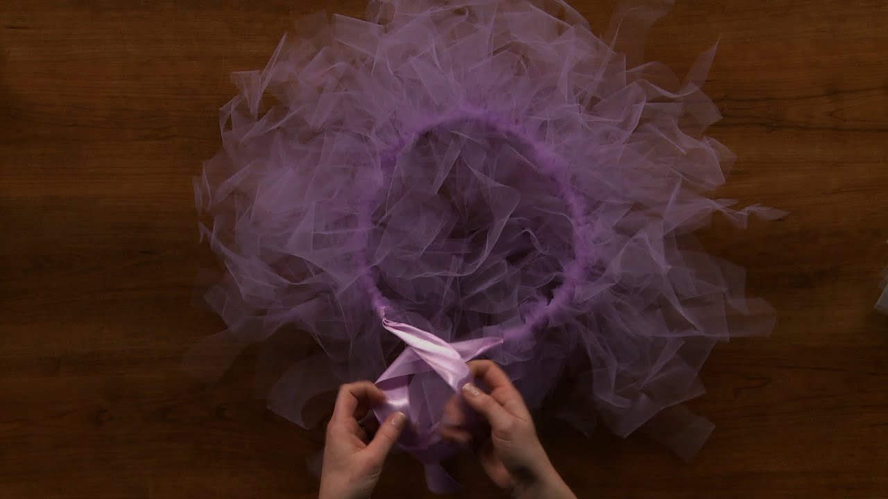 youtube how to make irregular tutu