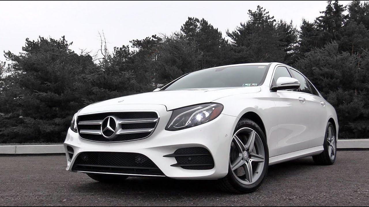 2017 mercedes benz e class review for Sun motor cars mechanicsburg pa