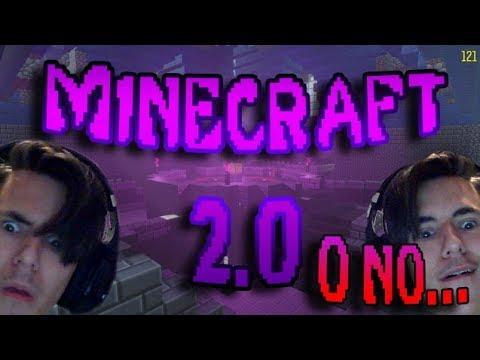Minecraft 2.0!? O no...   CodBo3 Zombies Custom Map