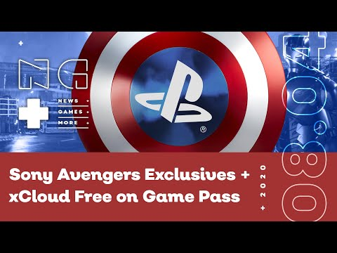 More Sony Avengers Exclusives + xCloud For Game Pass - IGN News Live - 08/04/2020