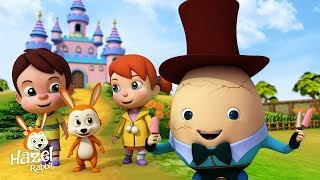 Nursery Rhymes Playlist for Children: Humpty Dumpty + Baby Songs to Dance