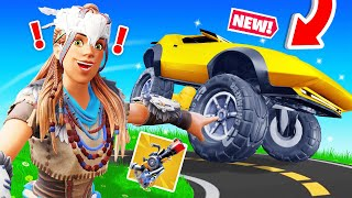 New OFF-ROAD UPDATE in FORTNITE! (Crazy Car Mods)