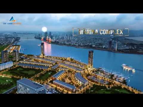 Dự án Marina Complex Bến Du Thuyền Sông Hàn Đà Nẵng LH: 0888.964.264