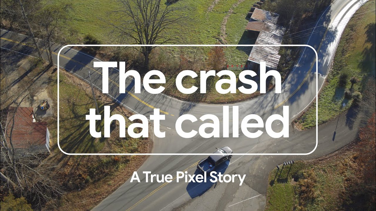 The Crash That Called - Chris's True Pixel Story