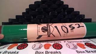 2018 HIT PARADE AUTOGRAPH BASEBALL BAT HOBBY BOX LIVE BREAK MLB #1052