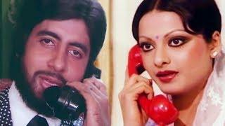 Rekha wants to meet Amitabh Bachchan | Do Anjaane | Bollywood Scene 25/31