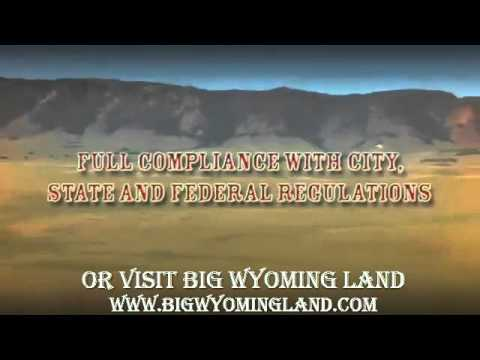 Buy Wyoming Ranch Land | Wyoming Land For Sale