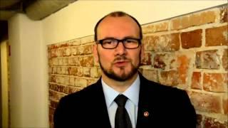 Laureat Kryształowego Serca Radcy Prawnego z OIRP w Bydgoszczy