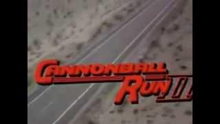 Cannonball Run 2 Opening