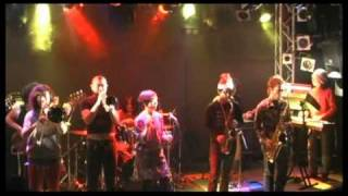 cover of the great Average White Band JUSO Live 2008.12/13 @Machida...